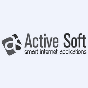 client Heat Advertising - Active Soft - Smart Internet Applications Logo