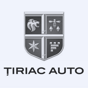 client Heat Advertising - Tiriac Auto Logo