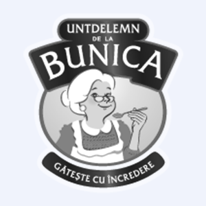 client Heat Advertising - Untdelemn de la Bunica Logo
